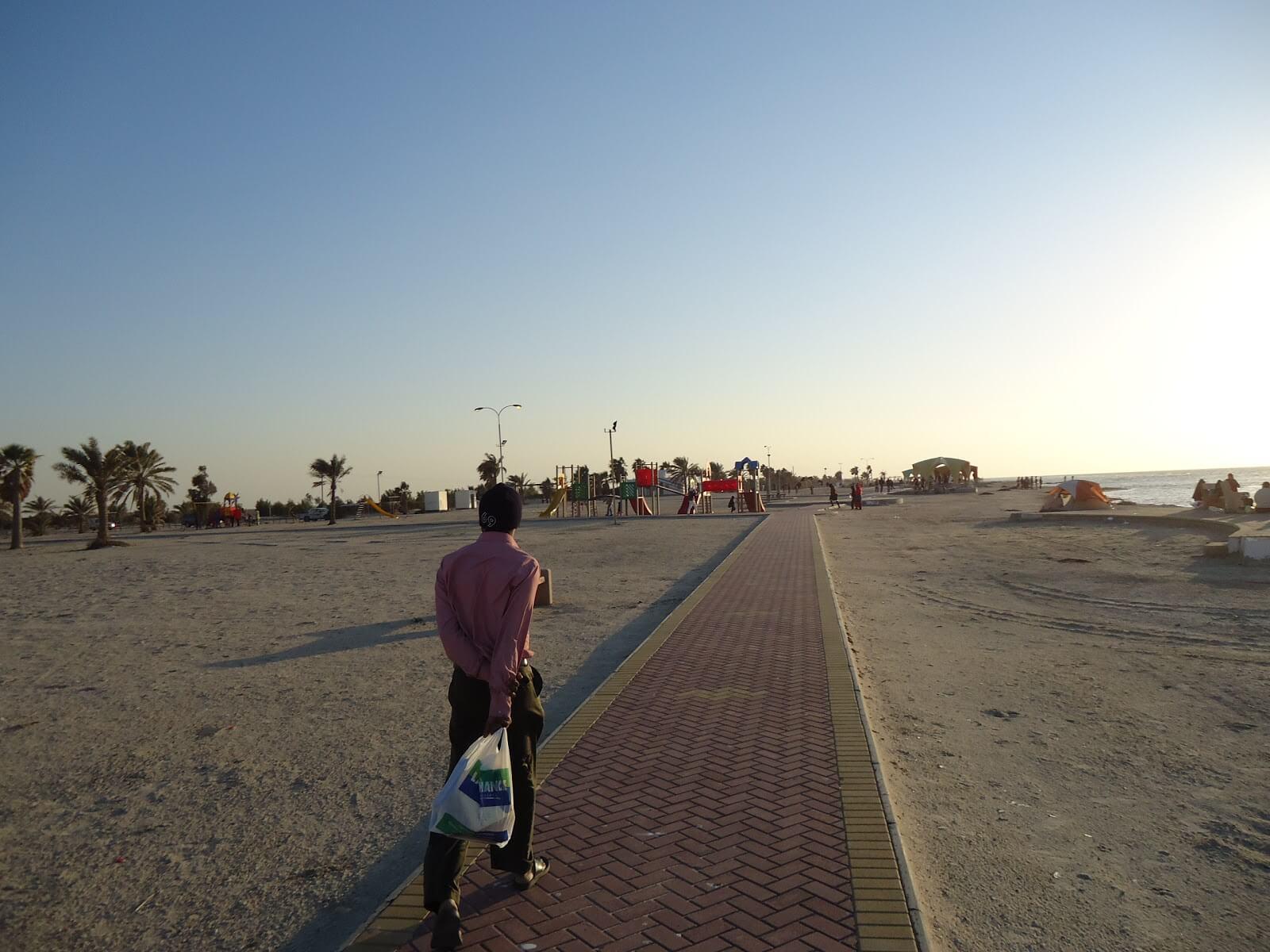 Al Zallaq/Jazaer Beach