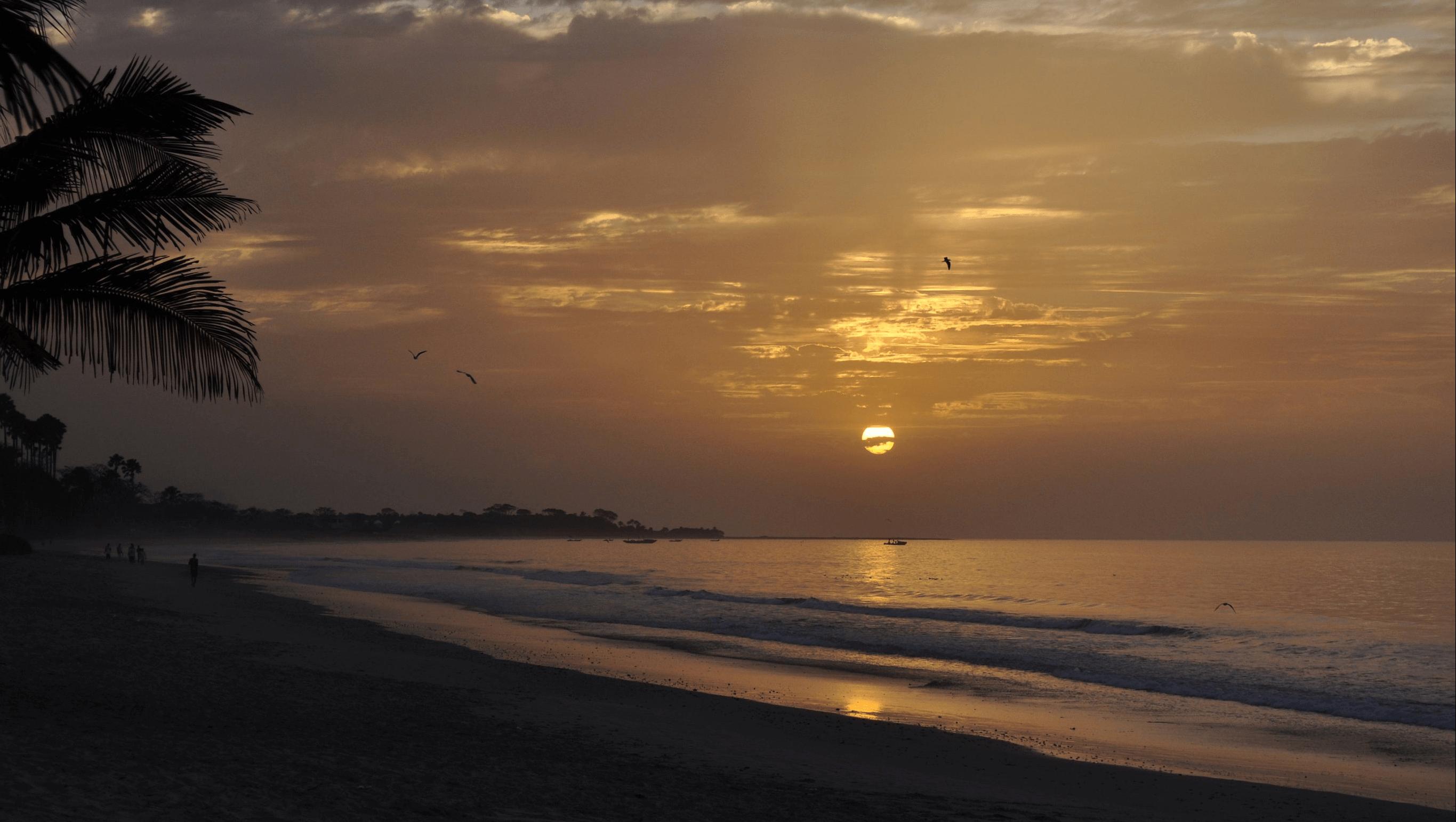 Пляж Бруфута