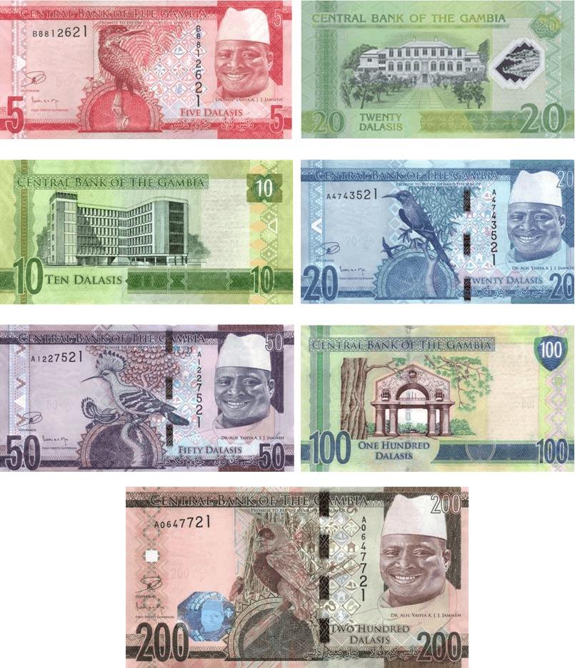 Банкноты даласи