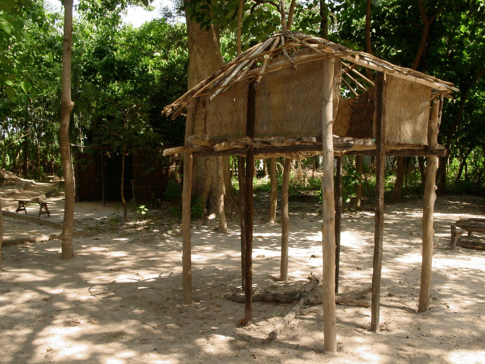 Деревенский музей Танджи