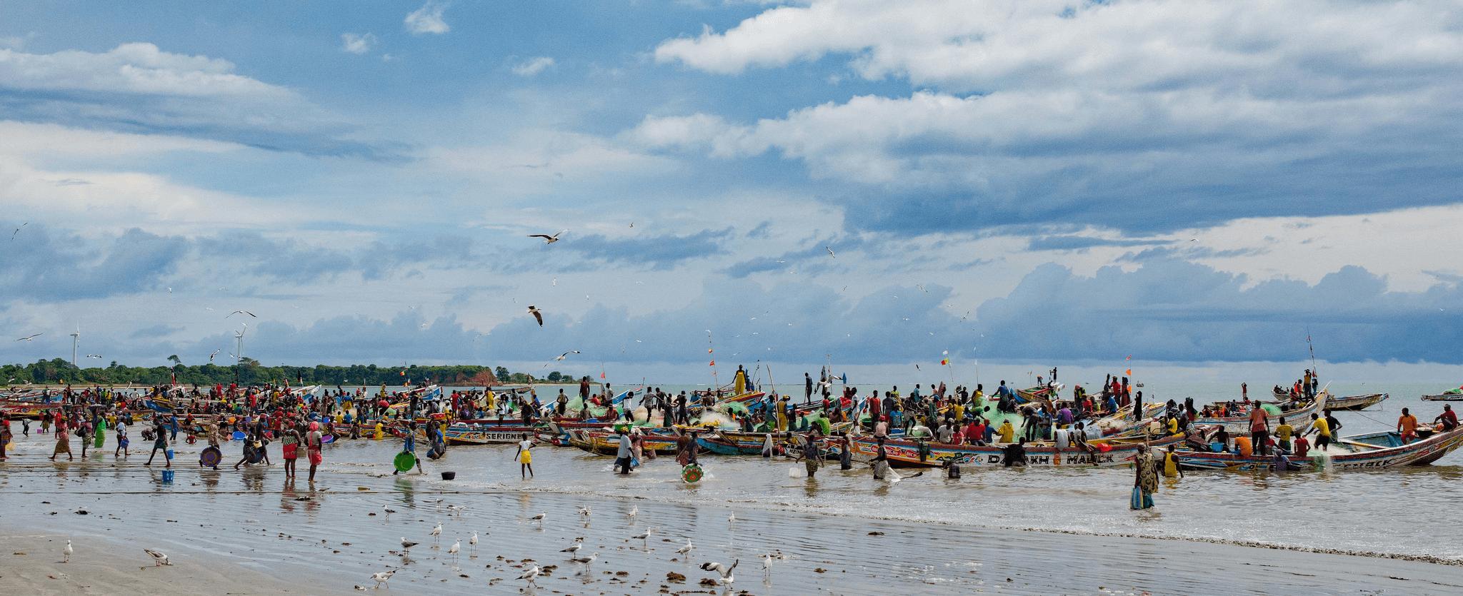 Пляж Танджи