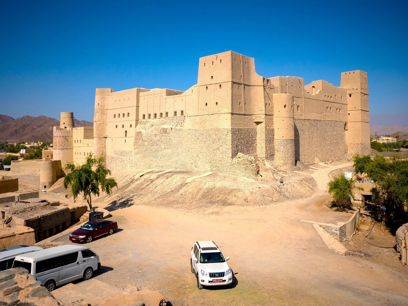Форт Бахла