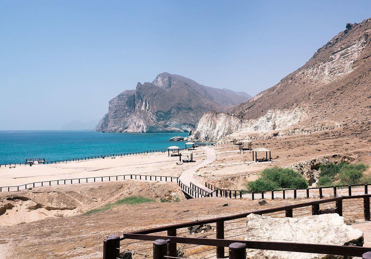 Пляжи Салалы